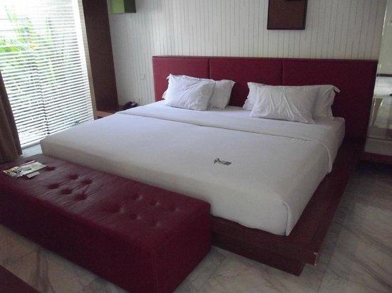 Abi Bali Resort & Villa: Big Beds