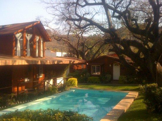 Hotel Boutique Xacallan: Pool