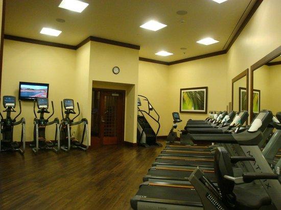 St. Regis Princeville Resort: Fitness Center