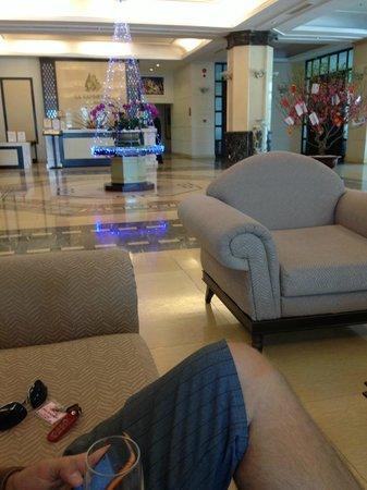 La Sapinette Hotel Dalat: lobby