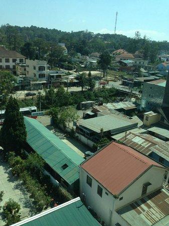 La Sapinette Hotel Dalat: view