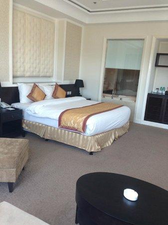 La Sapinette Hotel Dalat: soft bed