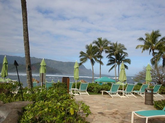 St. Regis Princeville Resort: Pool Beach Area