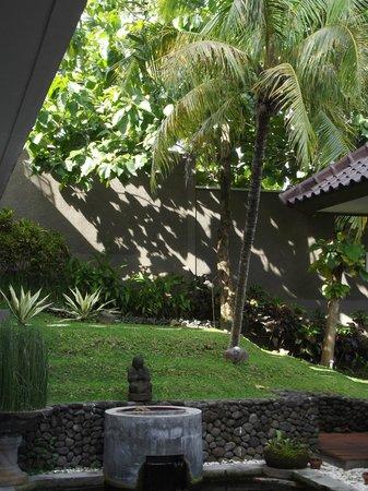 Abi Bali Resort & Villa: Relax area