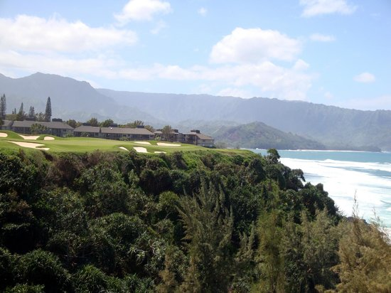 St. Regis Princeville Resort : Makai Golf Hole 7