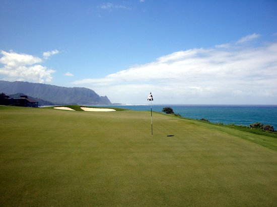 St. Regis Princeville Resort : Makai Golf Course