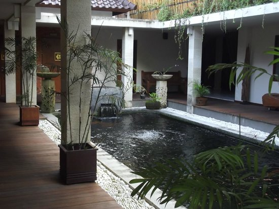 Abi Bali Resort & Villa: Massage area Koi Spa