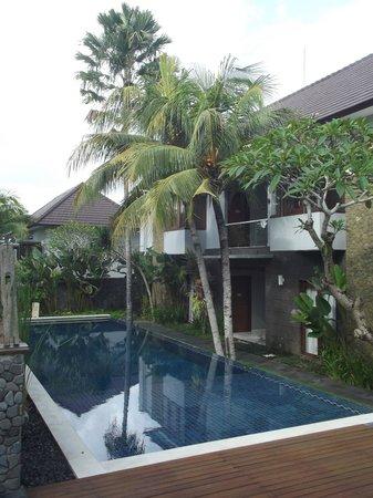 Abi Bali Resort & Villa: Grounds view