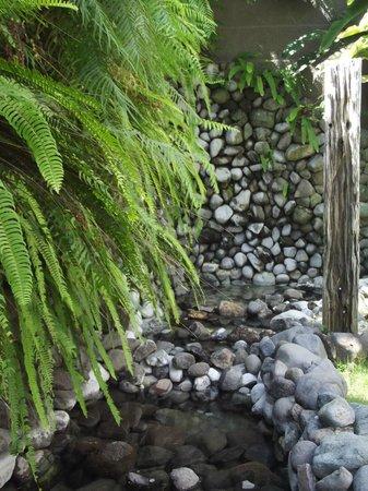 Abi Bali Resort & Villa: Relax area outside room
