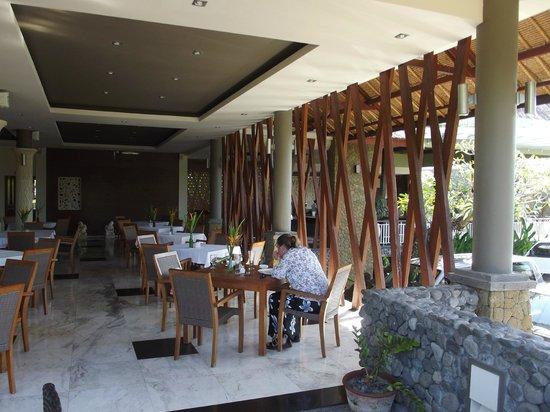 Abi Bali Resort & Villa: Dining Area