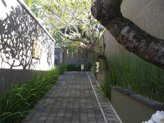 Abi Bali Resort & Villa : Pathway