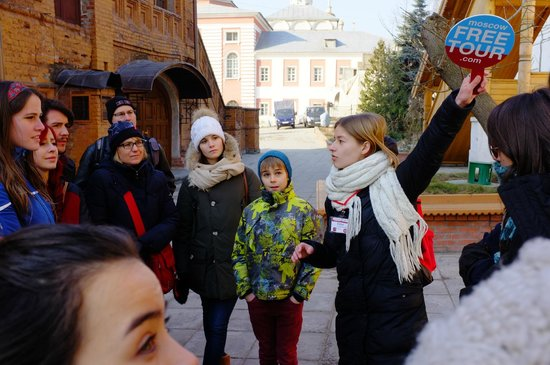Moscow Free Tour: Let's go on