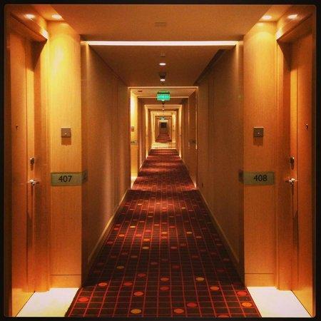 Courtyard by Marriott Pune Hinjewadi: Hotel's hallway