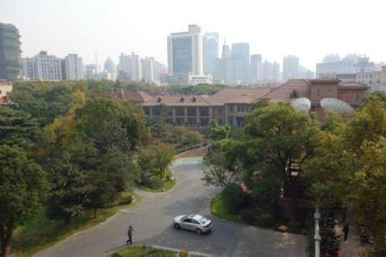 InterContinental Shanghai Ruijin : view from room