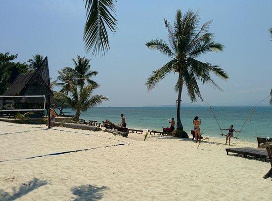 Cocohut Beach Resort & Spa: beach