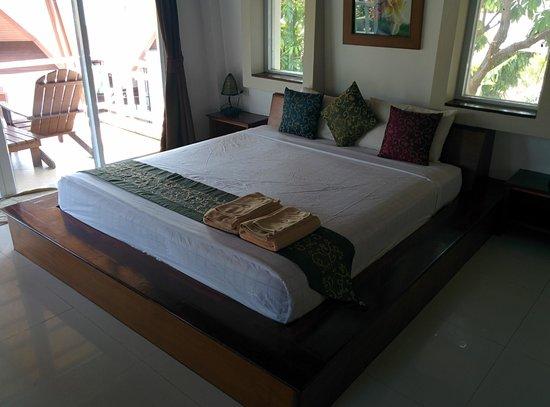 Cocohut Village Beach Resort & Spa : deluxe room