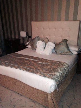 Menlo Park Hotel: Superior Room
