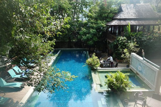 Ariyasomvilla: An oasis in the midst of busy Bangkok