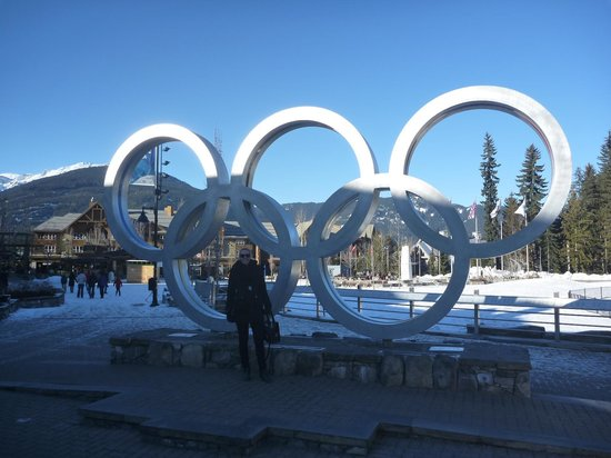 Landsea Tours and Adventures : The Olympic rings