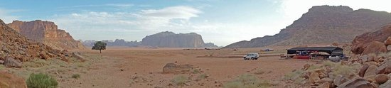 Sunrise Camp: Wadi Rum