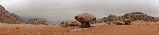 Sunrise Camp: Mushroom Rock