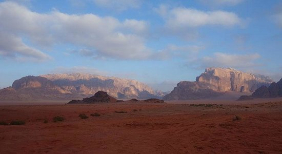 Sunrise Camp - Ali Hamad Zalabia: View from SunRise Camp
