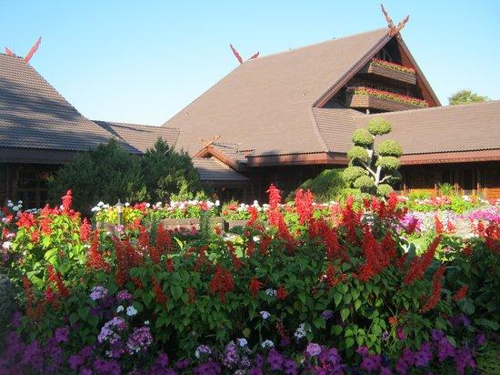 Doi Tung Royal Villa: พระตำหนัก