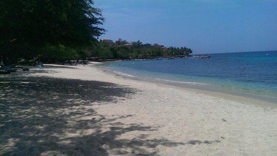 Club Punta Fuego: Private Beach
