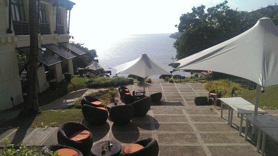 Club Punta Fuego: Main Hotel View