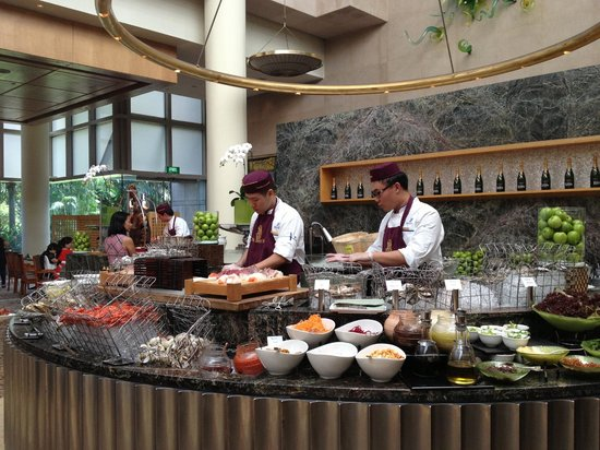 The Ritz-Carlton, Millenia Singapore : More brunch offerings