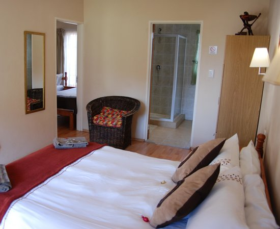 Journey's Inn Africa: Room 4 - Family Room
