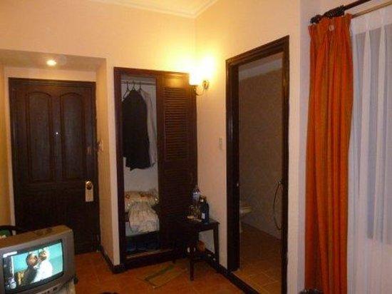 HP Villa Hotel: Vue chambre 2