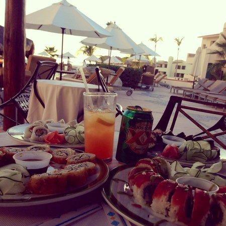 Solmar Resort: Best sushi!!!