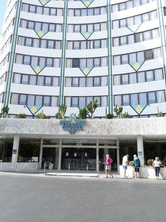 Hotel Eugenia Victoria: Entrée Hotel