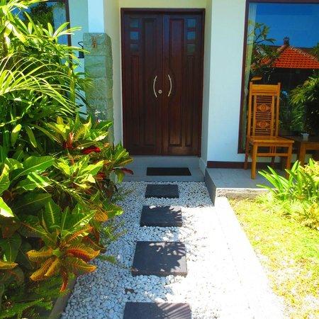 La House : Room entrance