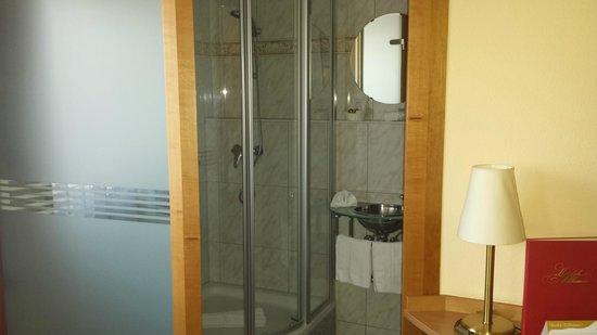 Stare Hory, Słowacja: Salle de bain