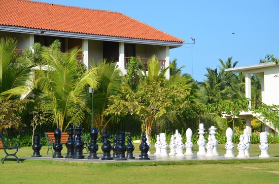 The Windflower Resort and Spa Pondicherry : Rooms