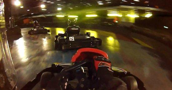 TeamSport Go Karting Brighton: Racing fun