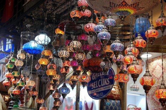 """Hotel Ipek Palas: Les lampes """"Magiques"""""""