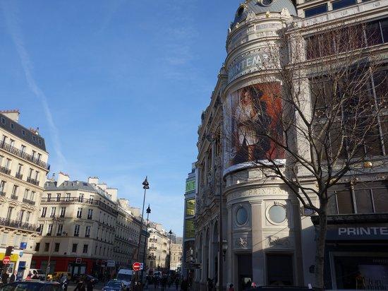 Hôtel Ibis Styles Paris Saint Lazare : Printemps