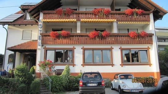 Hotel Weinberg: Фасад отеля