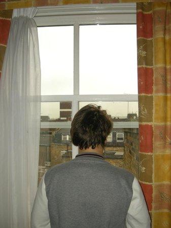 Victoria Inn: vista dalla stanza