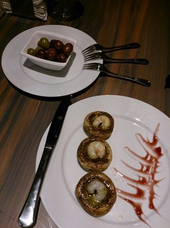 Taberna El Aviso: Deliciosa tapa