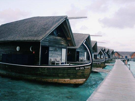Cocoa Island by COMO : Lovely villas