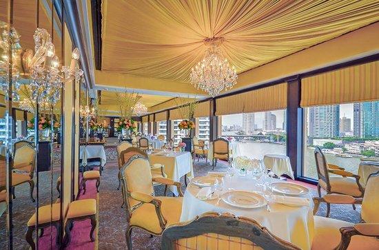 Le Normandie Restaurant at Mandarin Oriental, Bangkok