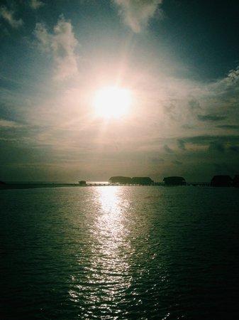 Cocoa Island by COMO: Morning Sun