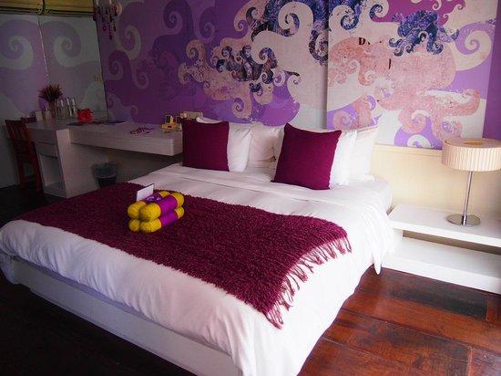 Seven Hotel: Bedroom