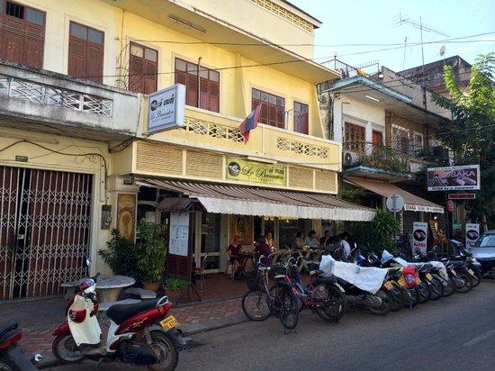 Le Banneton Exterior Vientiane