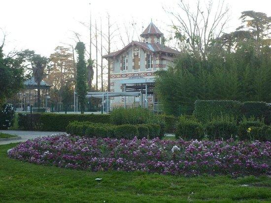 Restaurant Le Chalet du Parc : le restaurant