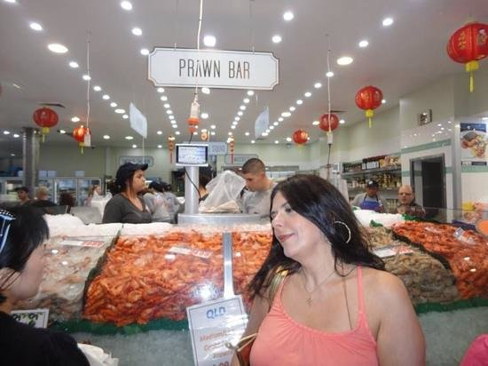 Sydney Fish Market: clean and delicious